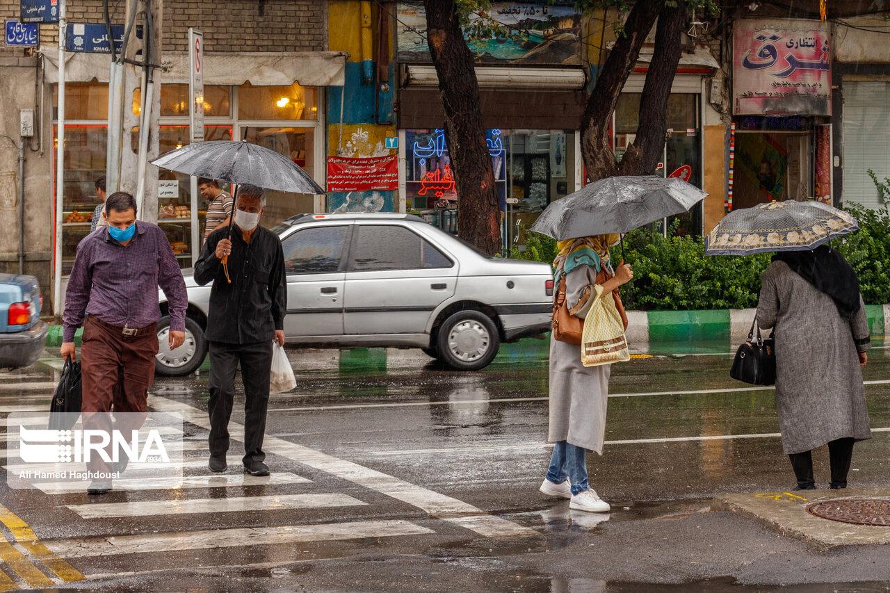 بارشهای سیلابی خراسان رضوی را فرا میگیرد