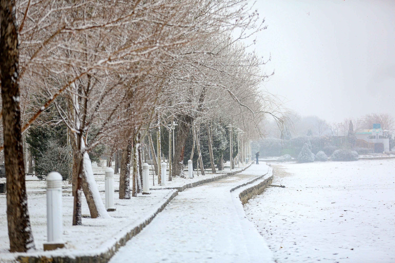 تهرانیها در انتظار برف باشند