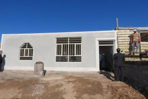 آغاز ساخت ۱۰۰ واحد مسکونی محرومان در سبزوار