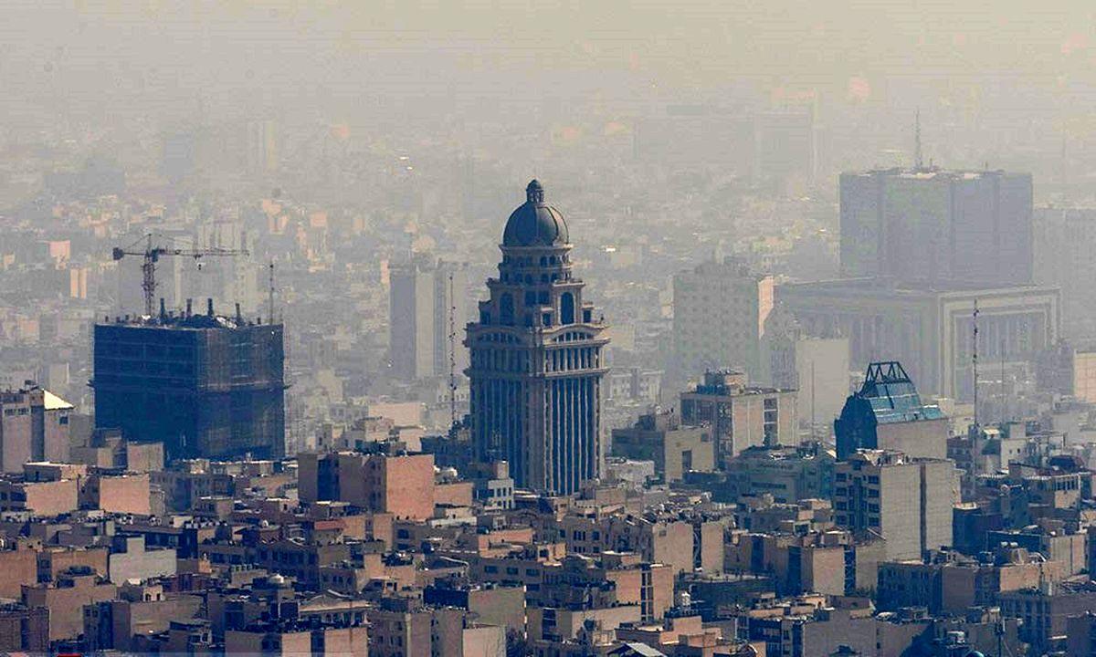 کاهش آلودگی هوای تهران از فردا