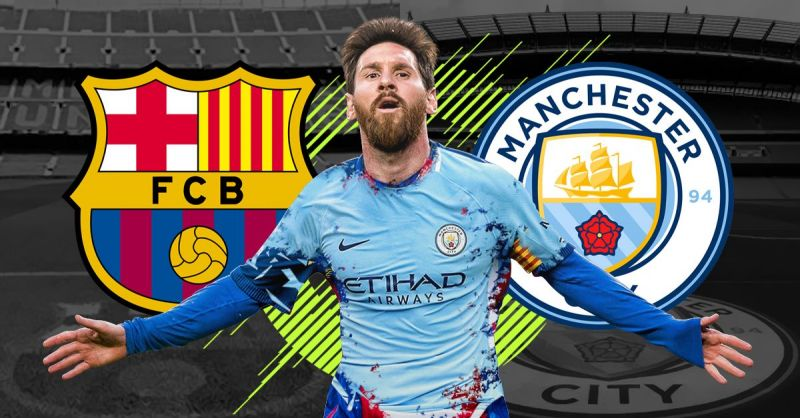 ستاره آرژانتینی بارسلونا آینده فوتبال خود را در منچستر سیتی می بیند