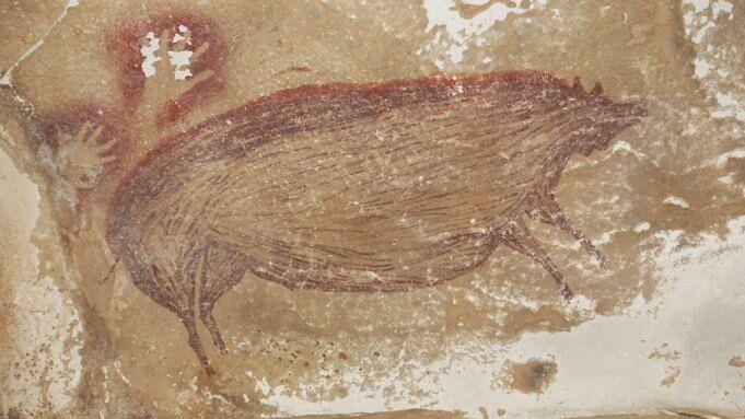 کشف قدیمیترین غارنگاره تاریخ