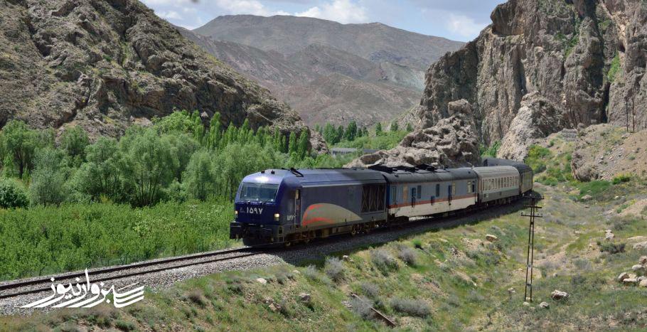 راه آهن خواف–هرات امروز پنجشنبه رسما افتتاح می شود