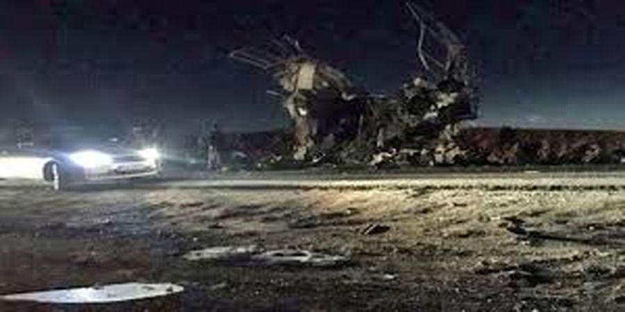 حمله مسلحانه به خودروی سپاه در شهر سراوان