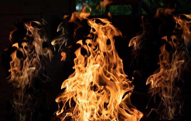 آتش سوزی در بیمارستان بیماران کرونایی در مصر