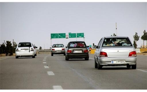 کاهش 3 درصدی سفرهای برون شهری
