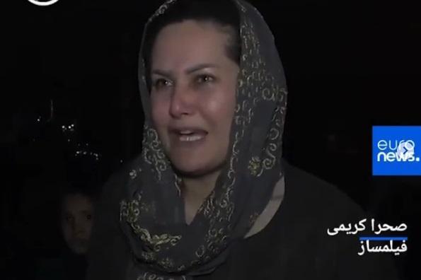 سینما پارک شهر نو کابل توسط شهرداری تخریب شد