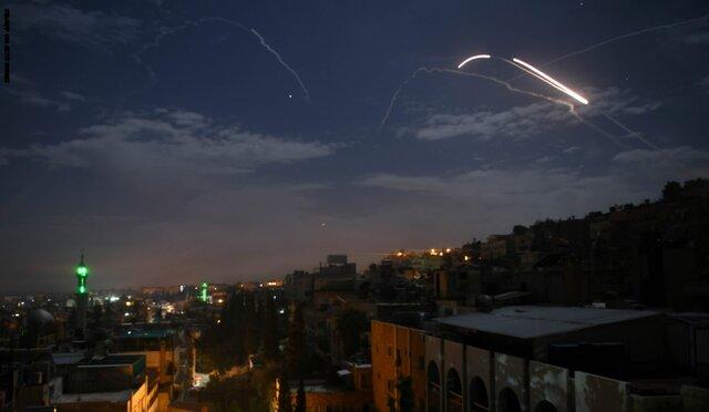 جنگندههای رژیم صهیونیستی به جنوب سوریه حمله کرد