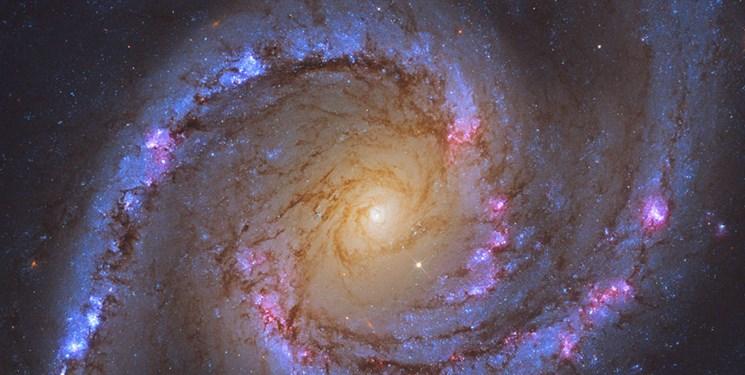 کهکشانی که بزرگتر از خورشید منظومه شمسی است