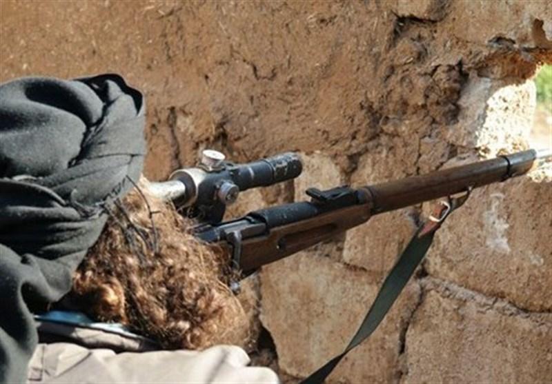 سلاح پیشرفته آمریکایی در دست تک تیراندازان داعش