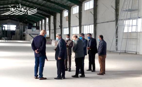 حکم مدیرعاملی برای خبرنگار باسابقه سبزواری در گروه صنعتی فرجاد