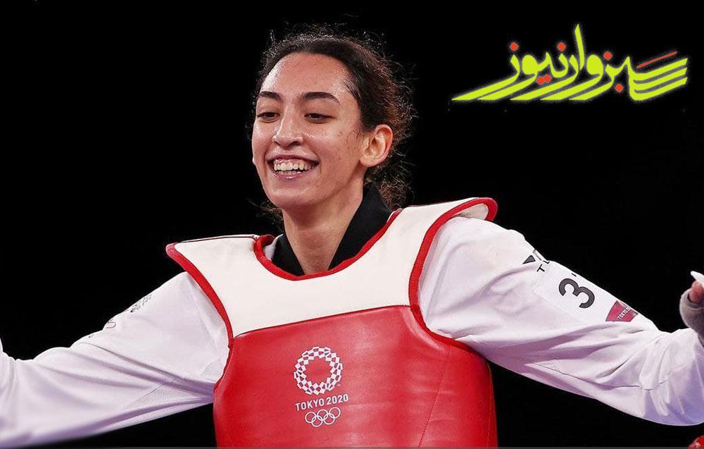 بازگشت رویایی کیمیا علیزاده به میدان و برتری مقابل سه مدعی قهرمانی المپیک