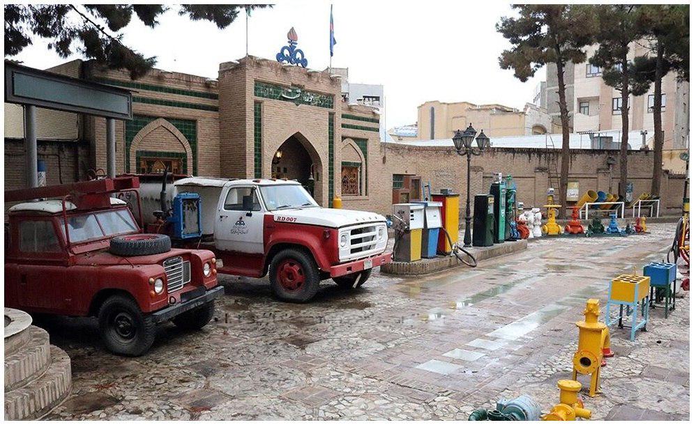 ثبت ملی موزه صنعت نفت سبزوار