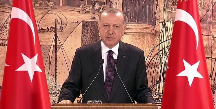 اردوغان درخواست نظارت سریع بر آتشبس قرهباغ را کرد