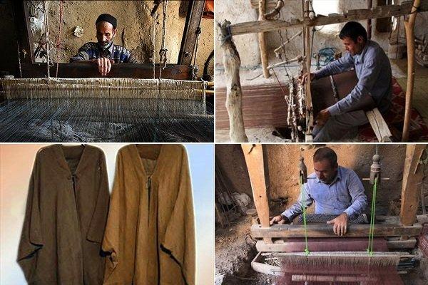 انتخاب عبای بوشهر به عنوان صنایع دستی برتر جهان