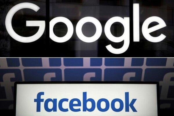 گوگل و فیسبوک مقابل جریمههای انگلیس