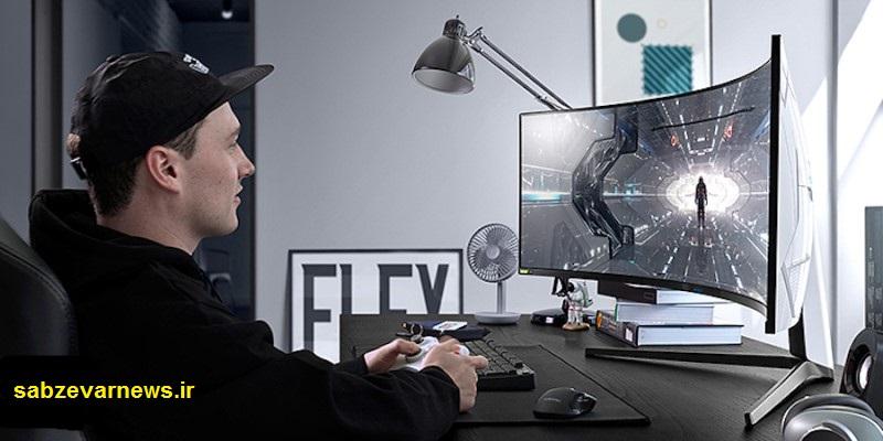 آینده غیرقابل تصور ورزشهای الکترونیکی با نمایشگرهای ۴۹ اینچی