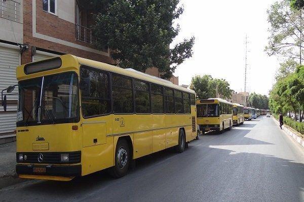 افزایش۳۵ درصدی نرخ کرایه اتوبوس از اردیبهشت