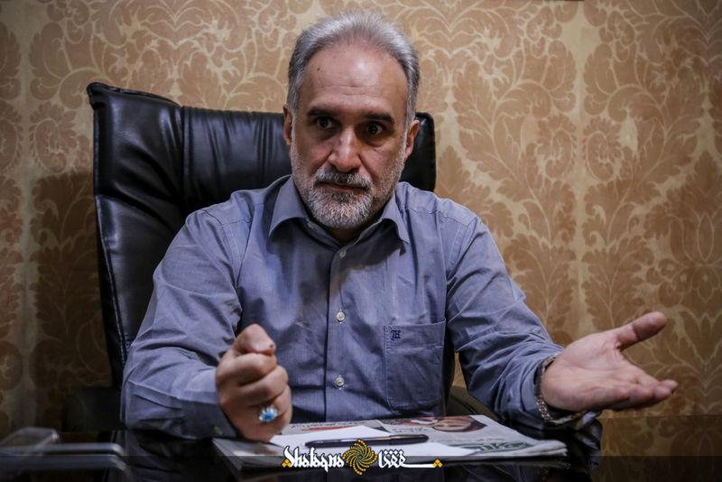احمد حکیمی پور: انتخابات برای مردم در اولویت نیست