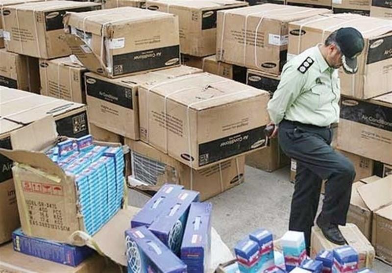 افزایش ۲۱ درصدی ارزش ریالی پروندههای قاچاق