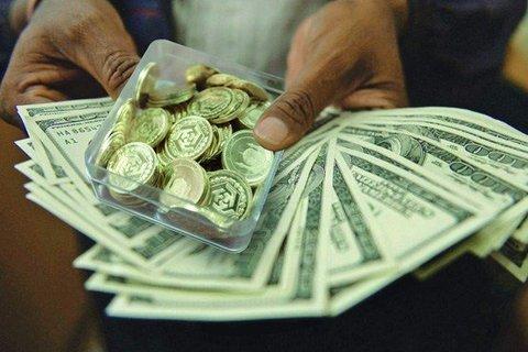 قیمت سکه، طلا و ارز در ۲۲ اسفند