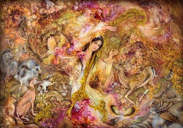 «هنر نگارگری» ایران جهانی شد