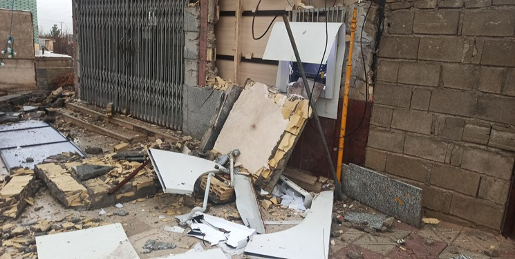 آخرین خبر از زلزله ۵.۶ ریشتری سیسخت