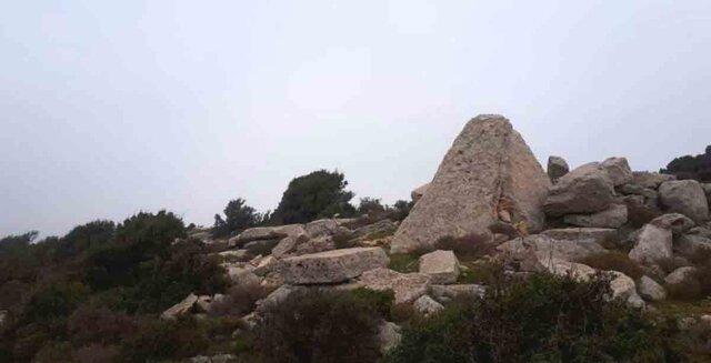مقبره هرمی تاریخی در لبنان کشف شد