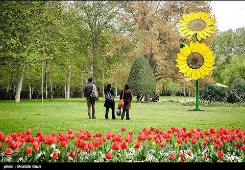 تمام پارکهای تهران تعطیل است