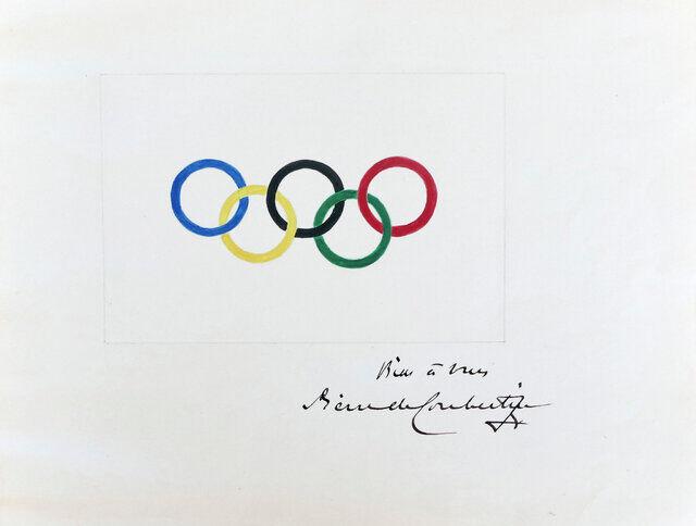 اثر خالق حلقههای المپیک به حراج گذاشته می شود