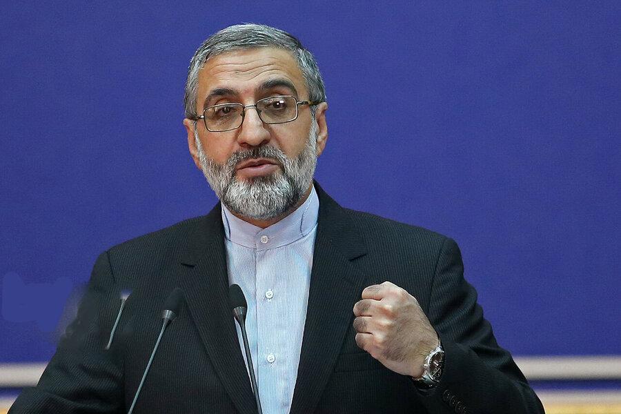 حکم اعدام روحالله زم تایید شد