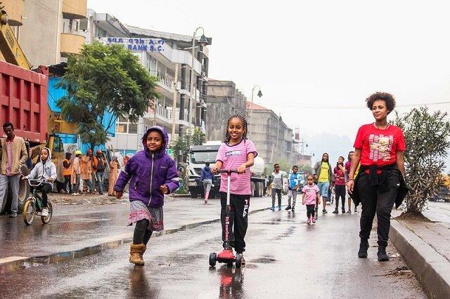 ابزاری که شهر را از نگاه کودکان ۳ ساله به تصویر میکشد