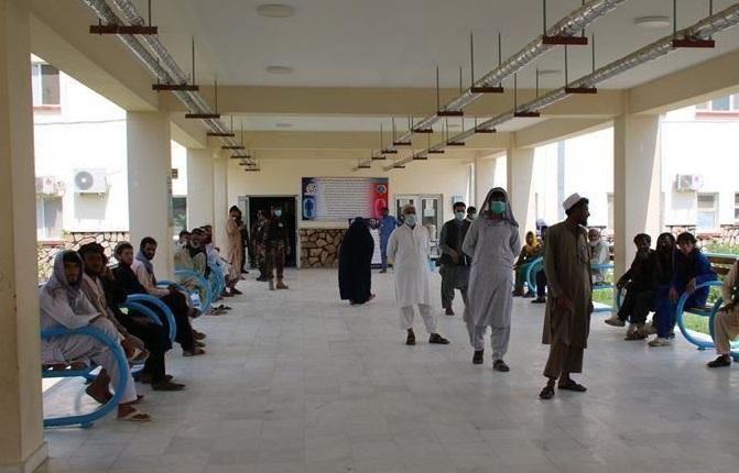 مبتلایان به کرونا در افغانستان 41 هزار و 141 نفر شدند