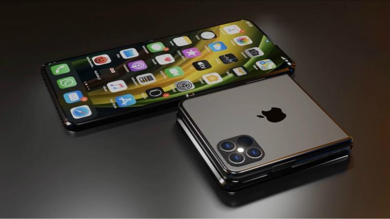 اپل با شرکتهای چینی برای ساخت گوشی تاشو همکاری میکند