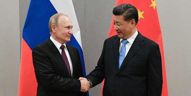 بیش از نیمی از مردم چین، مسکو را مهمترین متحد پکن میدانند