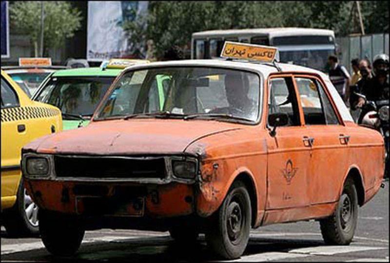 مینیمال هایی برای زندگی در تاکسی
