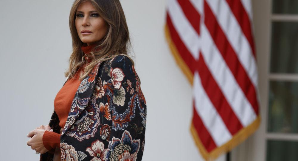 ملانیا ترامپ، کمترین امتیاز را در بین بانوان اول آمریکا دارد