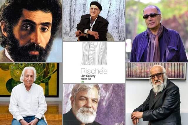 کاشت درخت به یاد سهراب سپهری و عباس کیارستمی