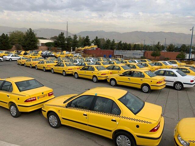 نرخ کرایه تاکسیهای پایتخت ۳۵ درصد افزایش یافته است