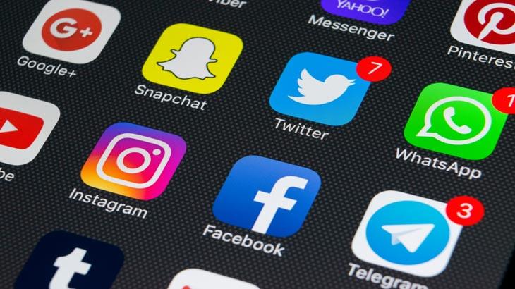 واتساپ، محبوبترین برنامه در بین شبکه های اجتماعی