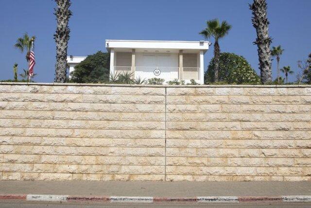 منزل سفیر امریکا در تل آویو، ۶۷ میلیون دلار فروخته شد