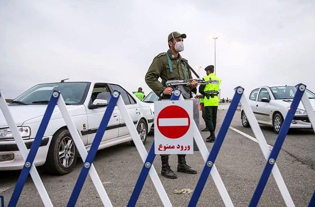 جریمه یک میلیون و 183 هزار خودرو در ترددهای شبانه!