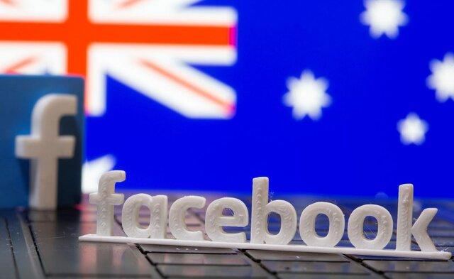 فیسبوک فیدهای خبری در کشور استرالیا را حذف کرد
