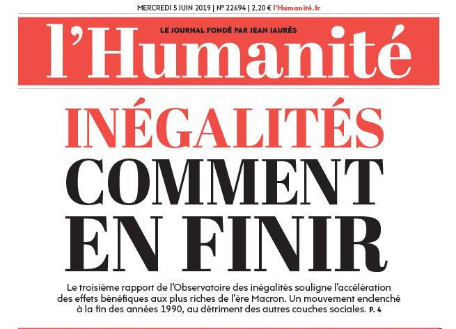 افشاگری مهم روزنامه لومنیته L'Humanité فرانسه