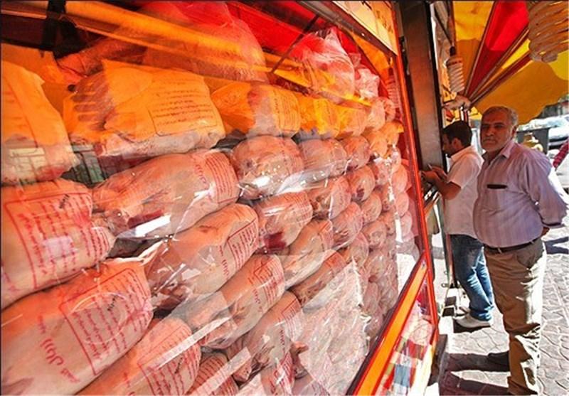 قیمت مرغ دوباره پر کشید/ یک کیلو گوشت مرغ ۲۴ هزار تومان