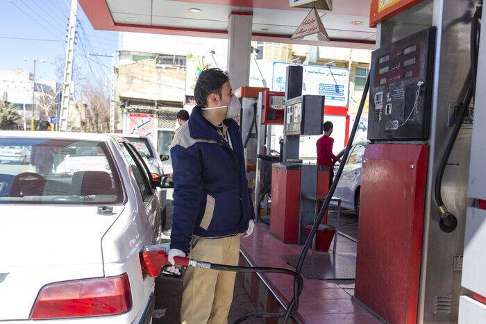 مصرف نوروزی بنزین در خراسان رضوی به ۶۴ میلیون لیتر رسید
