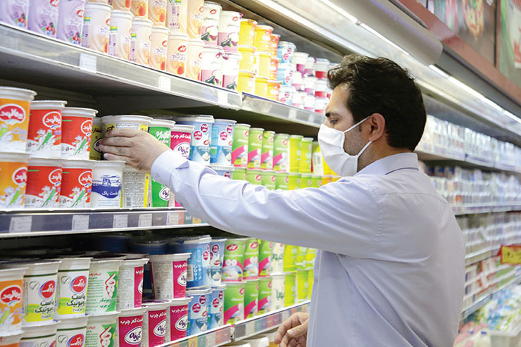 از هفته آینده «کاهش ۱۰ درصدی» قیمت شیر، پنیر و ماست