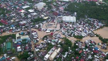 طوفان در فیلیپین ده ها هزار نفر را سرگردان کرد