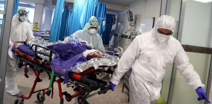 رکورد فوت 415 بیمار کرونایی در کشور روز هفتم آبان رقم خورد
