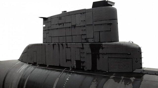 توقیف یک زیردریایی ویژه قاچاق مواد مخدر در اسپانیا